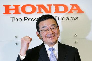 Новый гендиректор Honda Motor Такахиро Хатиго заявил, что приоритетом его работы будет восстановление бренда компании, а не агрессивное увеличение объемов производства