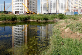 Глядеться в воду могут далеко не всякие объекты недвижимости,  как показала проверка прокуратуры