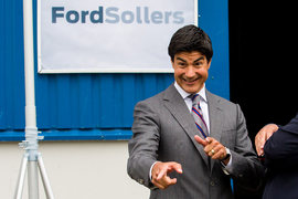 Завод Ford в Ленобласти начал производство обновленной модели Focus