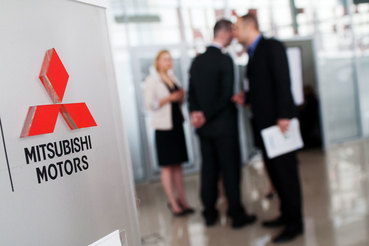 По словам представителя автоконцерна Екатерины Колесниковой, это первый спонсорский контракт Mitsubishi в России