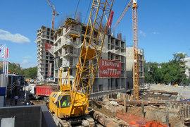 Сдать многофункциональный жилой комплекс «Дыхание» в эксплуатацию планируется в декабре 2016 года