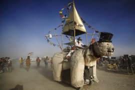 Burning Man – 2015