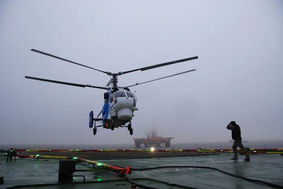 В ближайшее время вести работы на шельфе по-прежнему будут «Роснефть» и «Газпром»