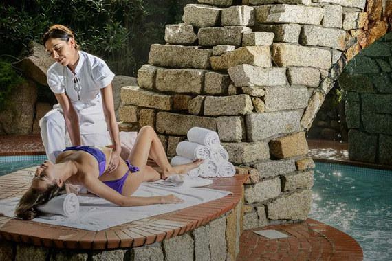 Один из немногих европейских победителей - спа Forte Village Resort, расположенный на Сардинии. Он признан лучшим оздоровительным спа-центром в мире