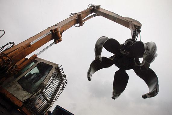 «Амурметалл» попросит запретить экспорт лома