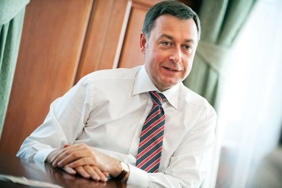 Генеральный директор ФГУП «Гознак» Аркадий Трачук