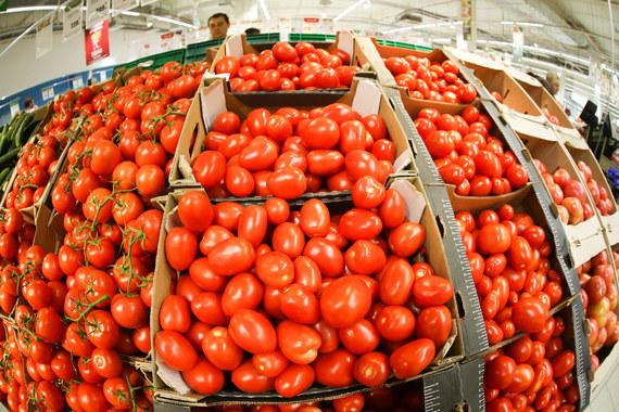 В рублевом выражении импорт продуктов не снизился и даже немного вырос