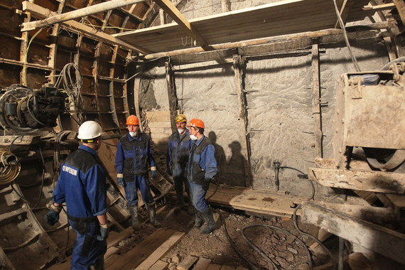 «Метрострой» выиграл конкурс на мониторинг строительства новой линии метро