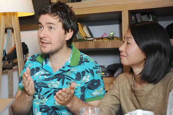 Александр Брайловский и Надежда Пак делают ставку не только на кухню, но и на автоматизацию всех процессов ресторана