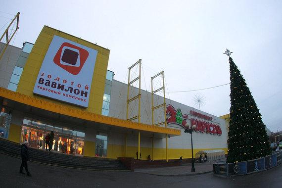 Австрийская Immofinanz может построить второй «Золотой Вавилон» в Отрадном