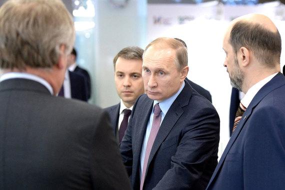 Путин поддержал идею урегулирования защиты личных данных в Интернете