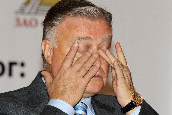 МВД проверит работу Якунина