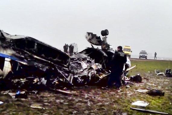 Страховые компании требуют 10 млн евро за разбившийся во «Внуково» самолет