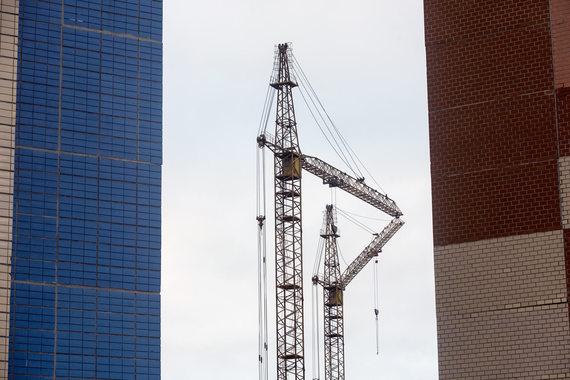 Где ипочему вПодмосковье строго оплатили новое строительство жилья
