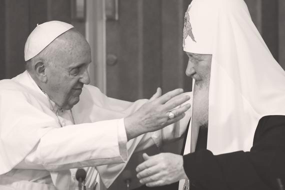 Встреча папы Франциска и патриарха Кирилла вполне могла стать просто протокольным событием
