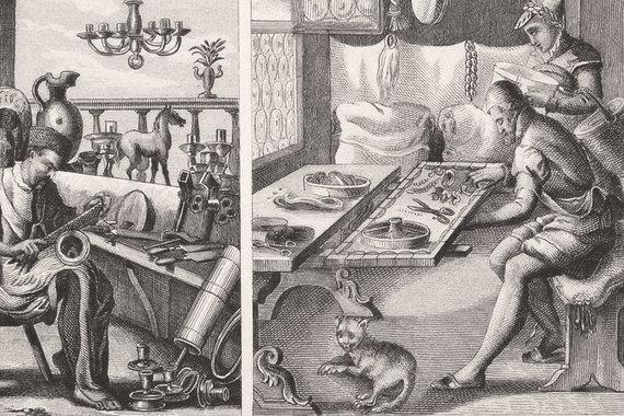 Признаком будущего все чаще оказывается повторение средневековых практик на новом техническом уровне. Культ ручного труда, ремесленничество, работа из дома, саморегулируемые организации