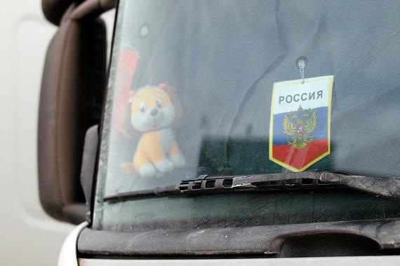 Украина возобновит транзит российских фур с 25 февраля