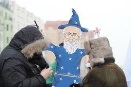 Владимир Чуров в народном творчестве