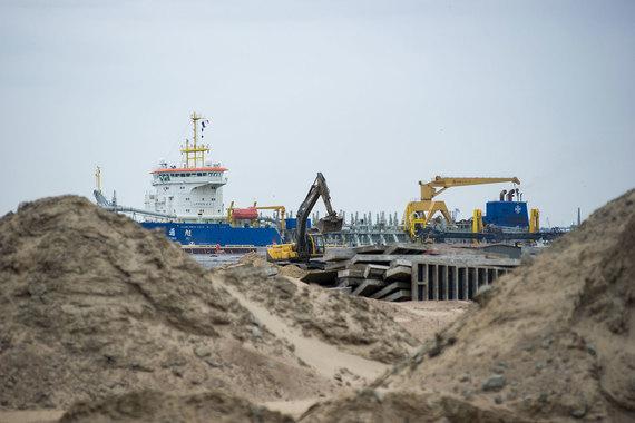 Порт Бронка еще недостроен, но может получить исключительные полномочия