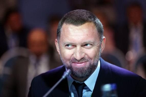 Олег Дерипаска войдет вгенсовет «Правого дела»