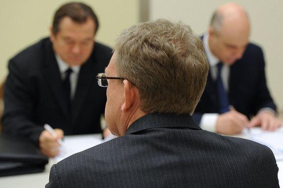 ВКремле приняли решение восстановить работу президиума финансового совета