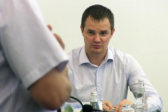 Новым главой комитета построительству стал Сергей Морозов