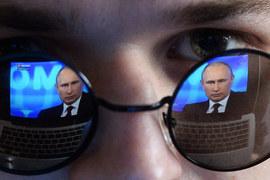 Авторы программы будут добиваться благосклонного взгляда Владимира Путина
