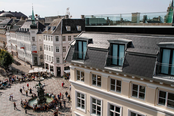 В Дании банки платят проценты ипотечным заемщикам
