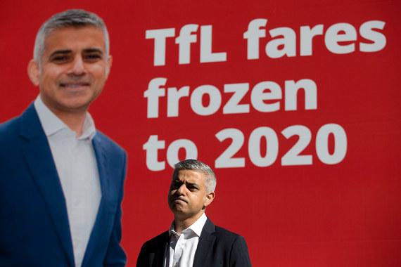 Новый мэр Лондона непоедет вСША, если Дональд Трамп будет президентом