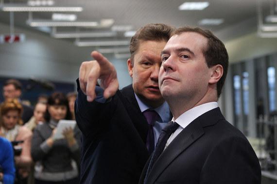 МинэкономикиРФ достигает от«Газпрома» выплаты рекордных дивидендов