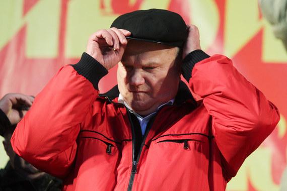 Компартия Геннадия Зюганова пытается через суд изменить название конкурирующей партии «Коммунисты России»