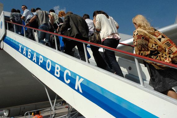 В расширении хабаровского аэропорта будут участвовать японские инвесторы