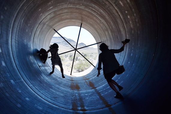 Капсулы Hyperloop движутся почти со скоростью звука