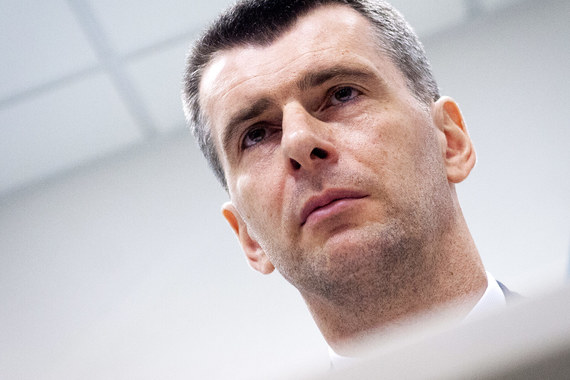 Вкладчики забрали избанка Прохорова практически 20% депозитов
