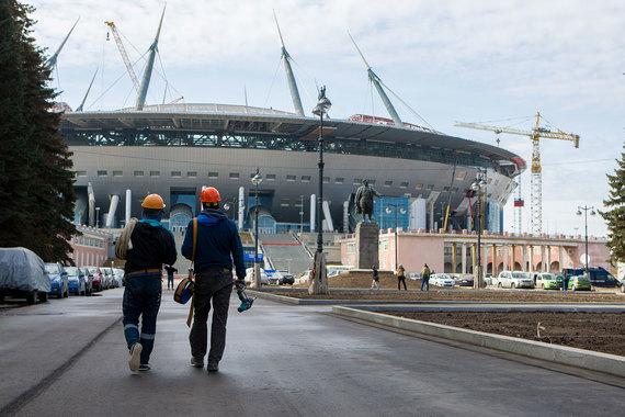 Основная причина удорожания стадиона на Крестовском острове –льные требования по безопасности