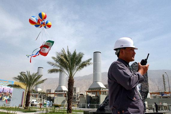 total займется добычей газа иране