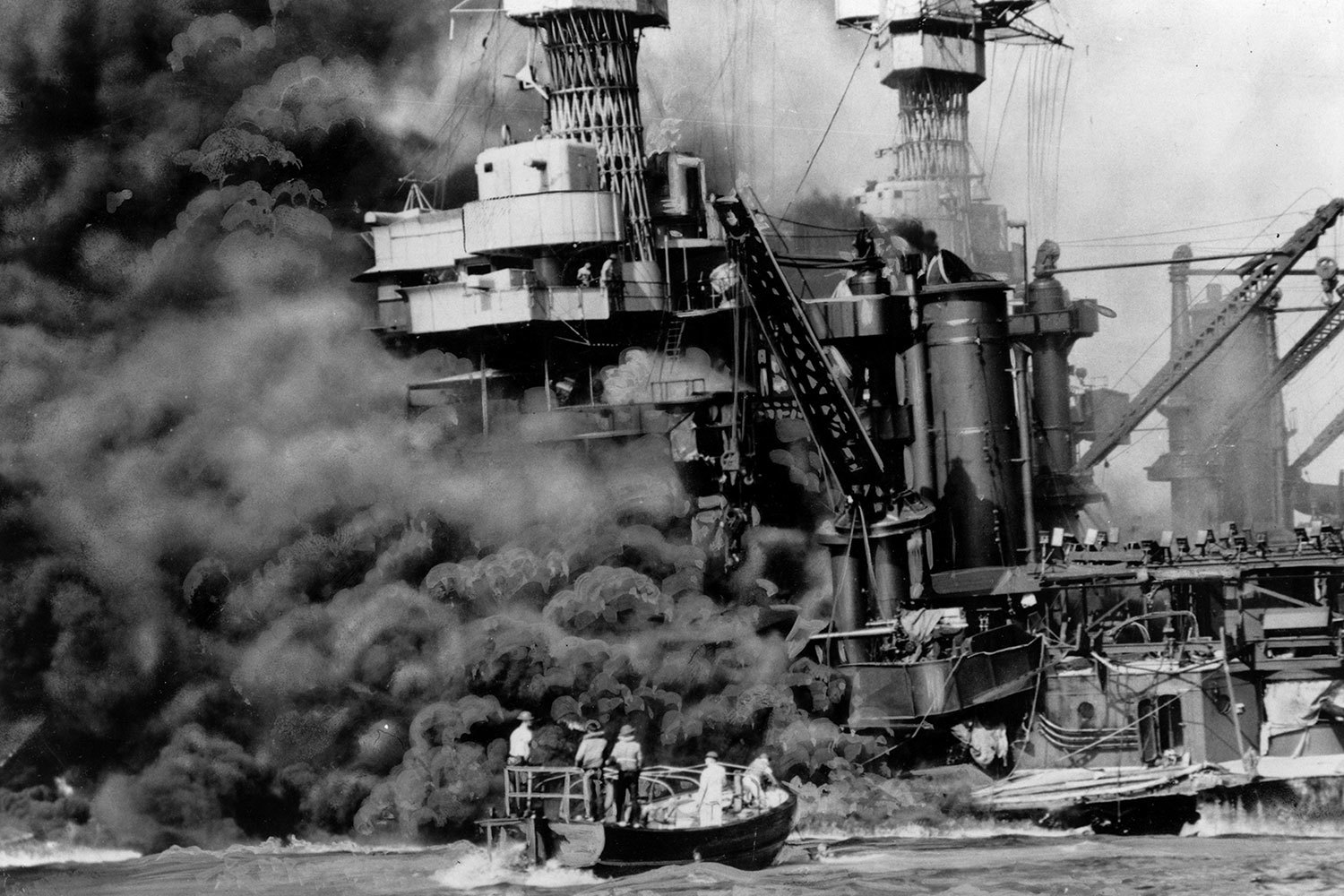 a report on the effects of the attack of pearl harbor and the september 11 incident Selected documents on the pearl harbor attack, december 6, 1941 – december 8, 1941 | franklin d roosevelt presidential library & museum.
