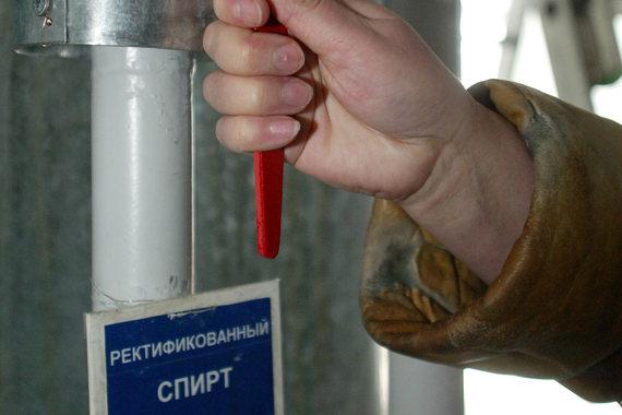 Росспиртпром хочет занять 60% российского рынка пищевого спирта