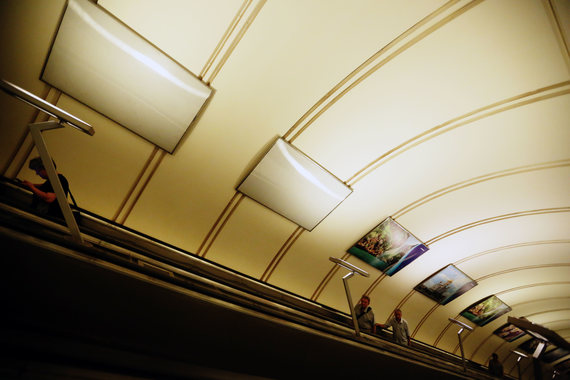 Конкурс нарекламу вмосковском метро будет объявлен всередине зимы