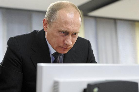 Путин поддержал «налог на Google»