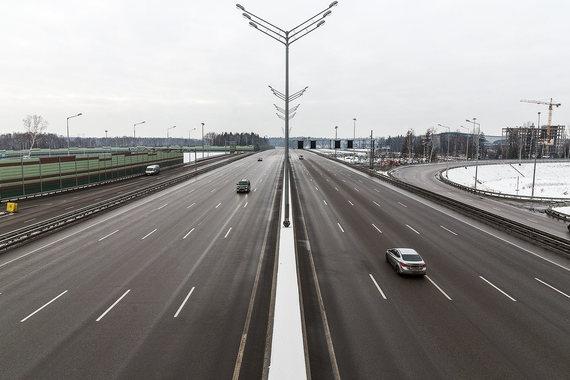Снижение тарифов на трассе М11 не приведет к существенному росту трафика - эксперты