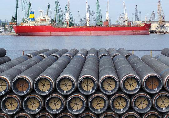 Газпром приступил к созданию второго зарубежного склада ТБД