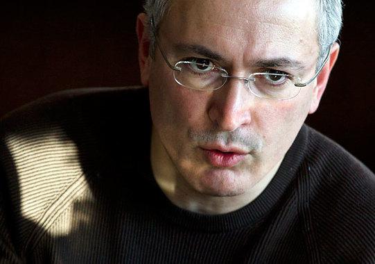 Интервью - Михаил Ходорковский, бывший владелец нефтяной компании ЮКОС