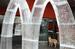В 2010 г. активисты «Общественной коалиции в защиту Москвы» пытались устроить акцию протеста около McDonald's на Пушкинской площади. Они были недовольны, что ресторан располагается в жилом доме, из-за чего продукты разгружают прямо во дворе. Кроме того, они отмечали, что однажды в доме произошел пожар из-за того, что сотрудники не вычищали из вентиляционной системы жир от жарящейся картошки.