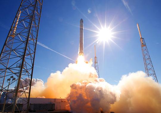 частный космодром spacex