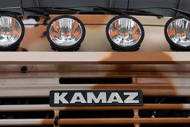 «Камаз» тянет  за границу