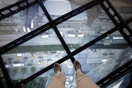 Смотровая площадка One World Observatory открылась во Всемирном торговом центре в Нью-Йорке