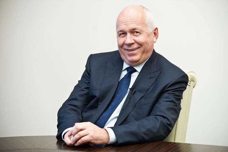 Генеральный директор госкорпорации «Ростех»  Сергей Чемезов