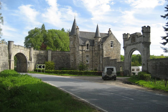 Замок Грант