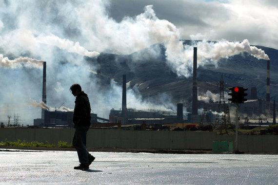 Загрязнение природы пока не подорожает